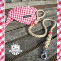 ROPE DOG LEAD - HEMP